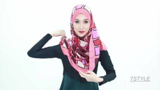 Different Hijab Styles For Girls