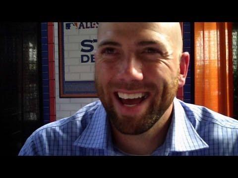 Blue Jays' Steve Delabar talks karaoke skills