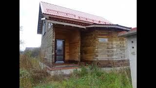 Дом 120 кв.м. в деревне Крюково, Тульской обла...(, 2017-08-27T10:43:39.000Z)