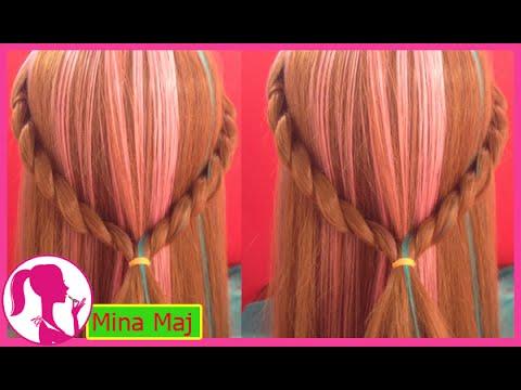 Hairstyles - Hướng Dẫn Tết Tóc Cách Đơn Giản Mà Đẹp Như Thiên Thần