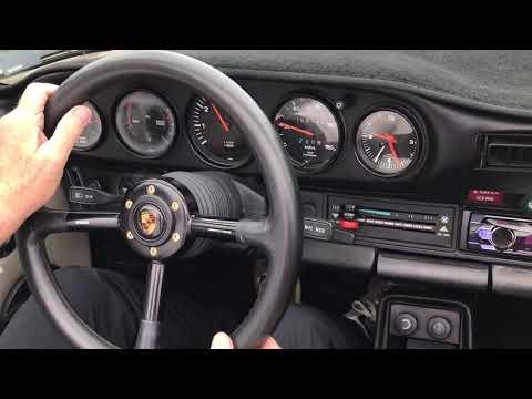 1978 Porsche 911SC Cabriolet