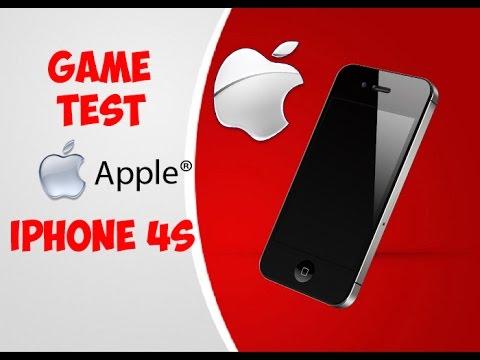 Game Test iPhone 4s   На что способен в 2017 году?