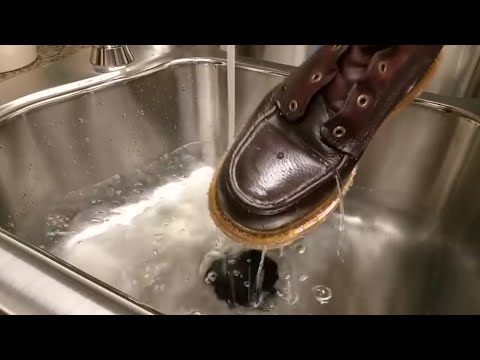How to Waterproof Non Waterproof Boots with Mink Oil