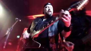 NIGHT LEGION - Hell Below (Official Video)
