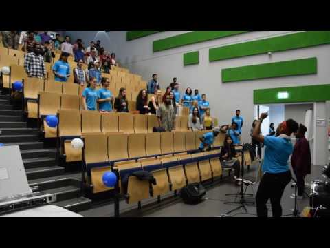 HSRW UNICEF Karaoke night