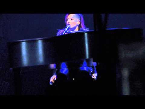 Demi Lovato speech before Warrior