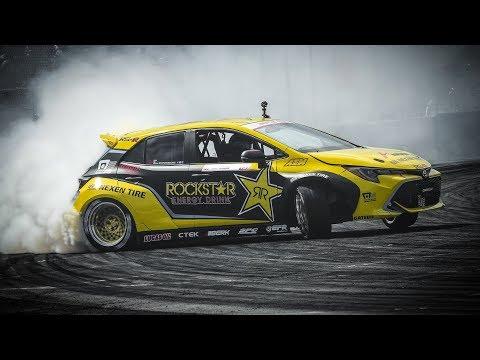 IN-DEPTH LOOK!  Fredric Aasbo's 2018 Formula Drift Toyota Corolla iM!