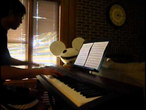 Some Chords Deadmau5 Piano Cover Youtube