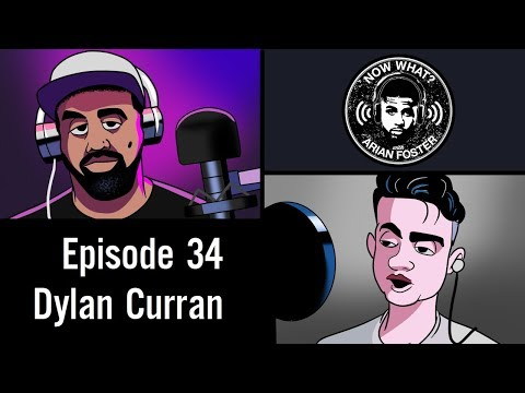 Dylan Curran (Online Privacy Consultant) - #34 - Now What? with Arian Foster