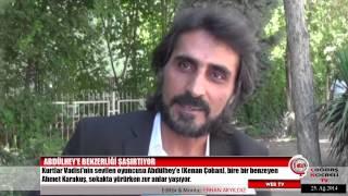 Ahmet Karakuş Abdülhey'e Benzerliği İle Herkesi Şaşırtıyor