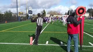 Football highlights: Castle Rock 52, Goldendale 13