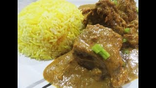 Cara-Cara Membuat Nasi Minyak Ayam Kurma Rendang :) ❤ Bahan-bahan ❤ BAHAN NASI MINYAK : - Minyak Sapi - Bunga Lawang - Kayu Manis - Pelaga ...