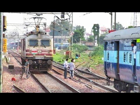 JAIPUR to RATLAM JOURNEY : Onboard 12956 Jaipur - Mumbai Superfast Express | Indian Railways