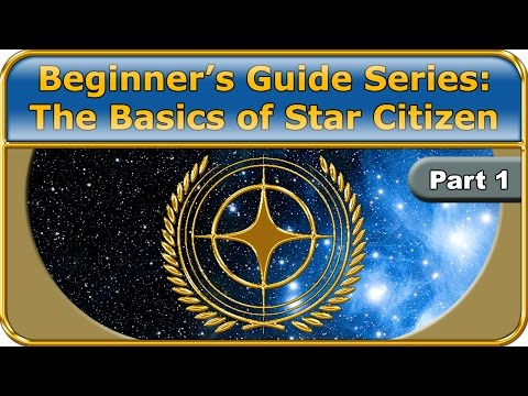 Star Citizen Beginner's Guide - Part 1, Just the Basics