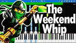 Weekend Whip: The Fold - LEGO Ninjago - Free Music Download