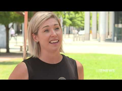 joga-yoga-interview-on-9-news:-free-yoga-in-canberra