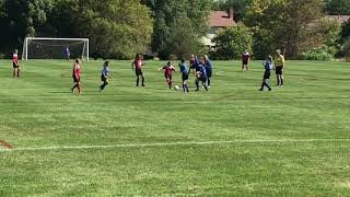 Mosey soccer 091518