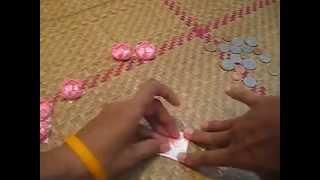 Repeat youtube video เหรียญโปรยทานดอกบัวกระดาษ