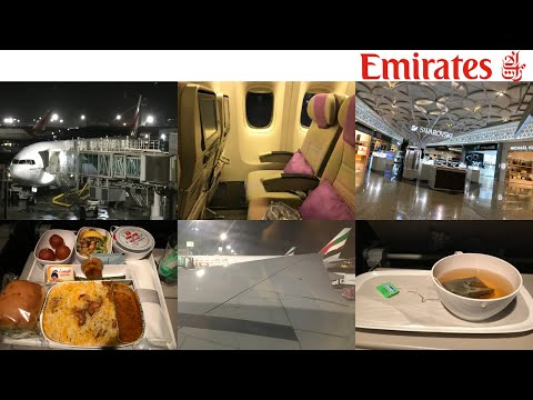 Emirates Airline: Mumbai to Dubai