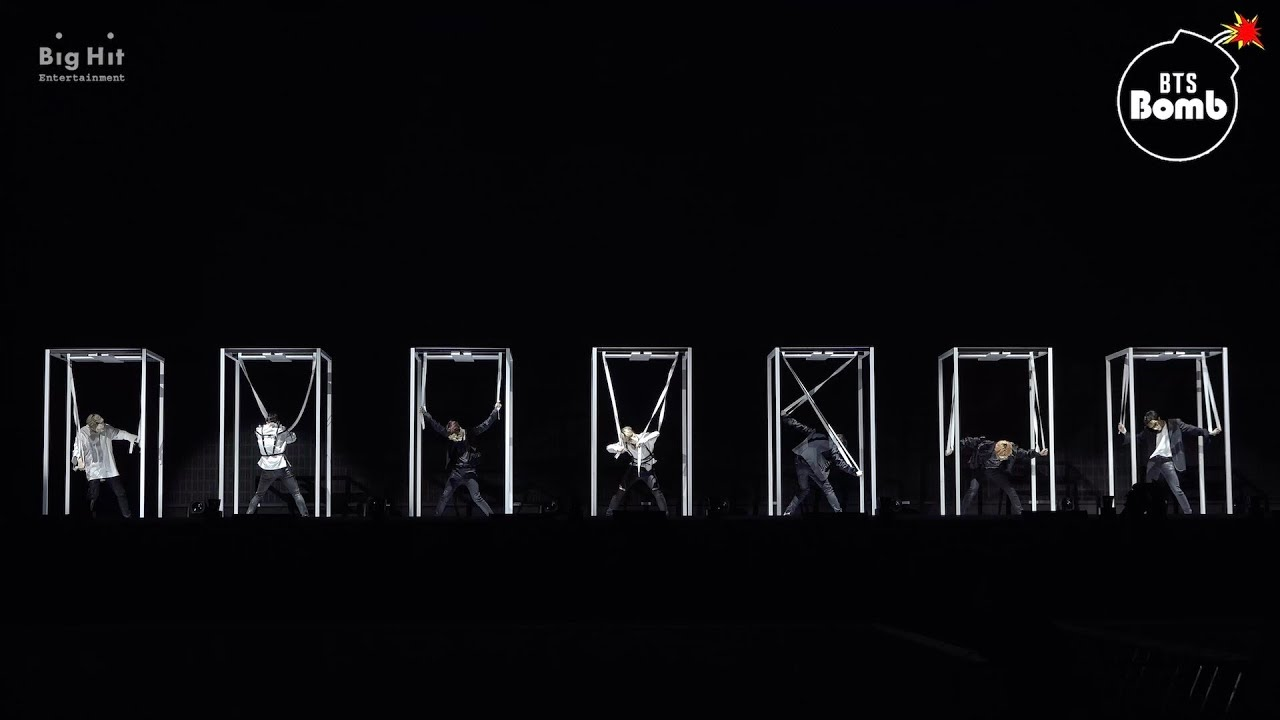 Download [BANGTAN BOMB] 'FAKE LOVE' Special Stage (BTS focus) @2019 GDA - BTS (방탄소년단)
