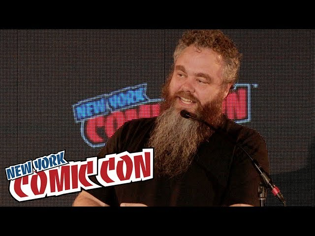 The Kingkiller Chronicle Author Patrick Rothfuss Reread Series
