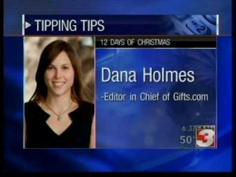 Dec 21, 2011 WSIL-TV - Holiday Tipping Advice