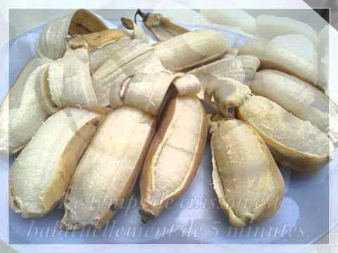 Bananes à la crème de coco/Kluai buat chi_03560241