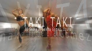 DJ Snake ft. Cardi B, Selena Gomez, Ozuna - Taki Taki // Zumba Choreo by Jose Sanchez