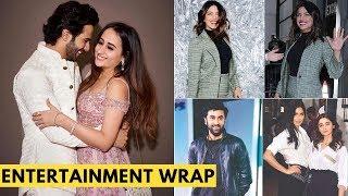 Is Priyanka Chopra pregnant?; Varun Dhawan to marry girlfriend Natasha Dalal this year?