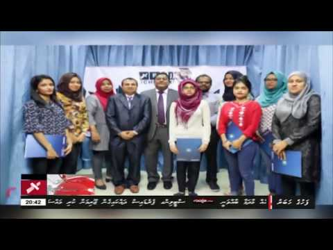 Metropolitan College Awarded scholarships to Maldivian Students
