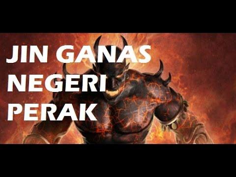 JIN GANAS DARI PERAK MALAYSIA - ERI ABDUL ROHIM