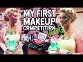 💖💄Come With Me To My FIRST Makeup Competition! 💄💖