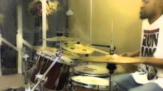 J Moss - Praise on the Inside (Drum Cover)