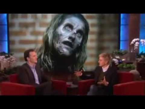 Ellen Scares The Governor! on Ellen show