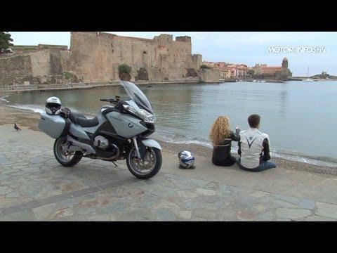 Essai BMW R 1200 RT : 1 500 Km Avec La Reine Des Motos GT