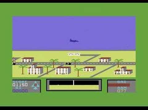 C64 Longplay - Falcon Patrol