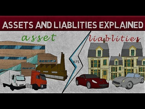 assets and liabilities explained in hindi , liablity meaning