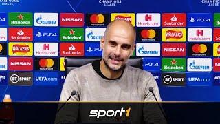 Pep lüftet Geheimnis: Das habe ich mit Zidane nach Abpfiff besprochen | SPORT1