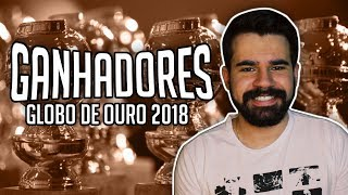 Ganhadores do Globo de Ouro 2018 - Resultados Golden Globes