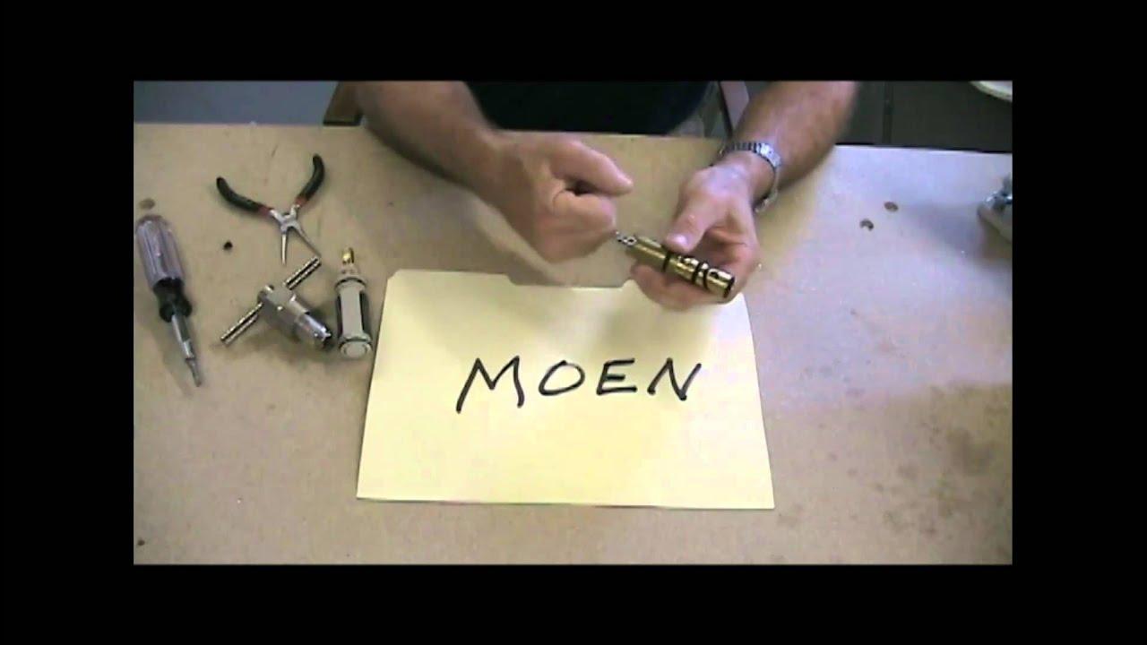 Moen Shower Valves - YouTube