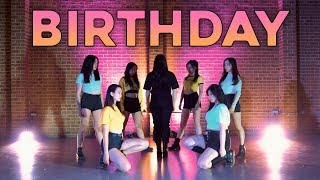 SOMI (전소미) - BIRTHDAY | CHELLI Dance Cover