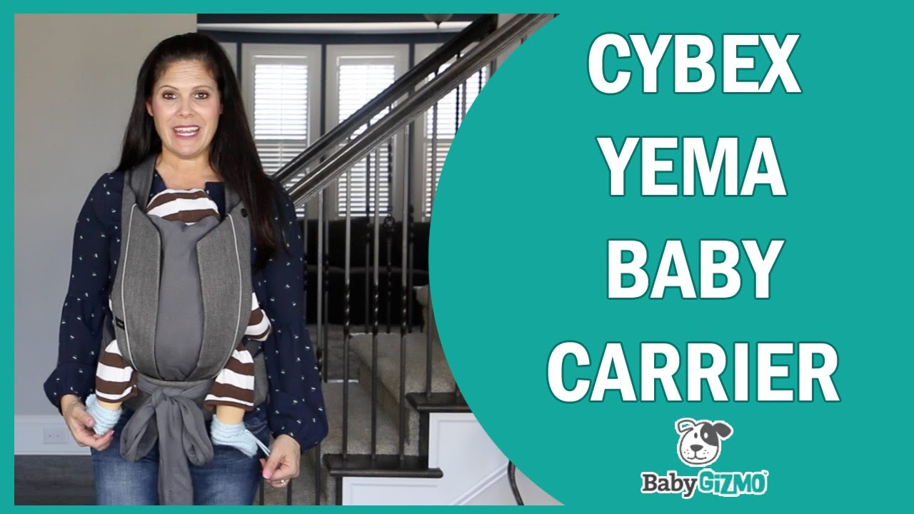 Cybex Yema Baby Carrier Review Best Baby Carriers Must