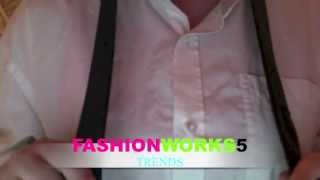 How to Tie Necktie Knot Watch and Learn Thumbnail