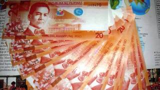 my banknotes collection