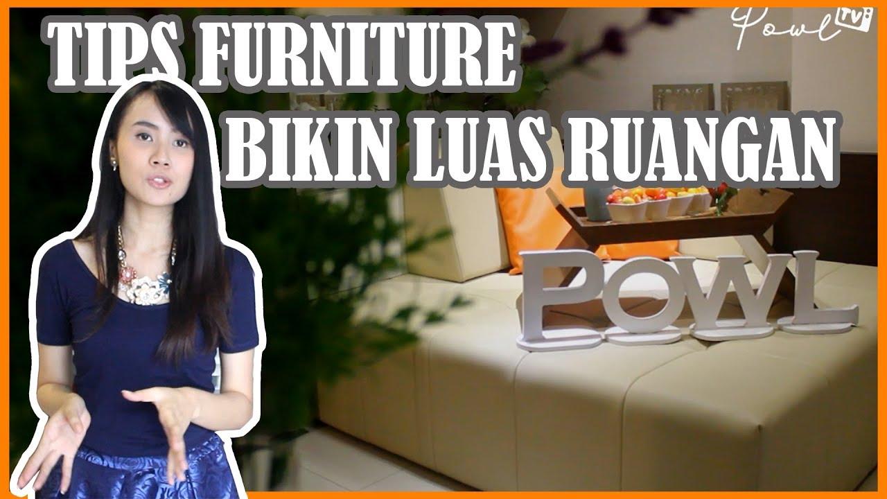 Memaksimalkan Ruang Interior Minimalis dengan Furniture Serba Guna