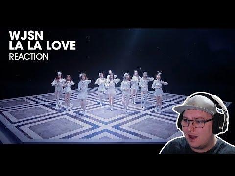 [MV] WJSN(우주소녀) _ La La Love - FIRST TIME listening to WJSN! - REACTION!