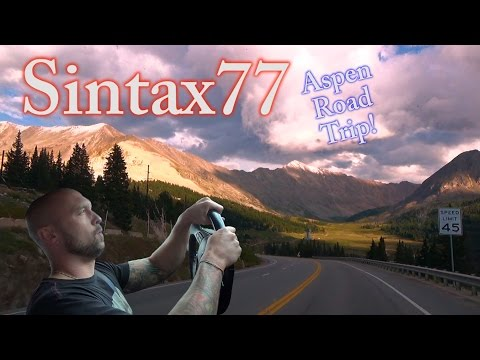 Maroon Bells Pt 1 - Road Trip! Philly to Aspen in 29 Hours