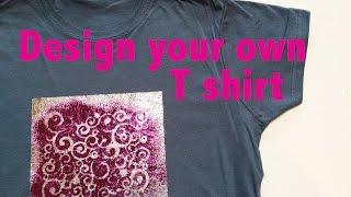 KK Yapıştırıcı ile kendi gömleğini oluştur Şablonlar & Folyo   DİY T Shirt Transfer