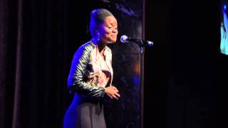 Denée Benton at Broadwaycon 2016 - From Natasha, Pierre & The Great Comet of 1812