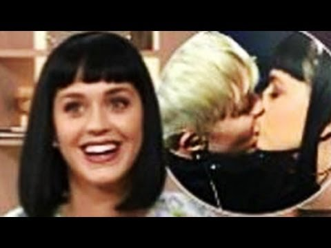 Katy Perry To Miley Cyrus Kiss -- 'God Knows Where That Tongue Has Been'